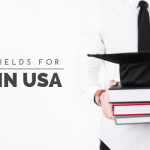 What are the top fields for MS in US?