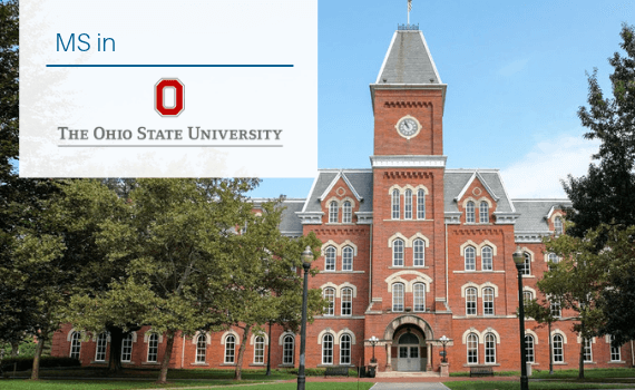 Why pursue MS in Ohio State University?