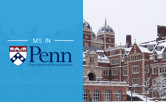 Why pursue MS in UPenn