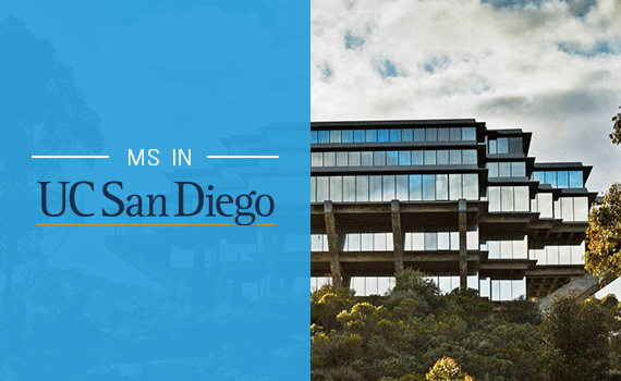Why study MS in UCSD?