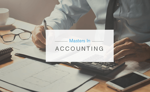 Why should I study Masters in Accounting?