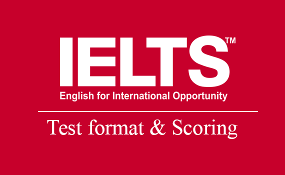 What is the IELTS test format?
