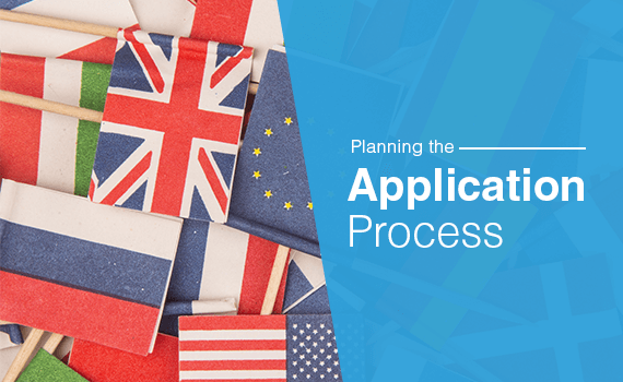 How to plan the application process of study abroad?