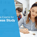 Entrance exams for overseas study