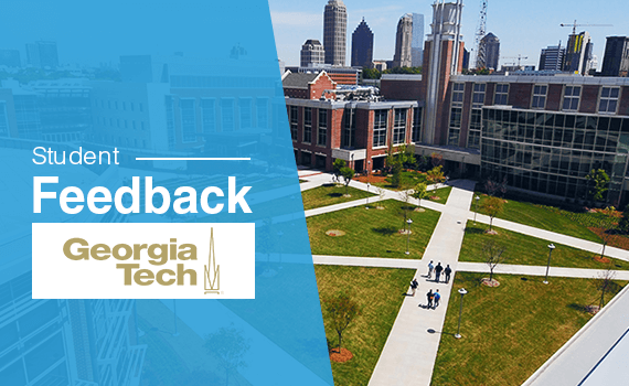 Georgia Tech | Student Feedback