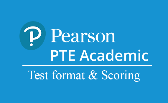 What is the PTE test format?