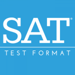 What is the SAT test format?