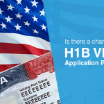 Is there a change in the H1B visa application process?