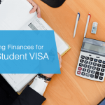 How to prepare finances for F1 student visa?