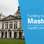 Funding for Masters | Cardiff University