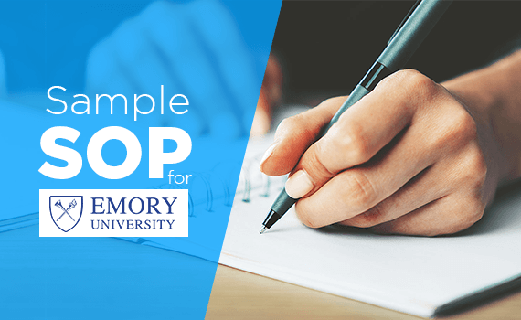 Statement of Purpose for Pharmacology (Emory University)