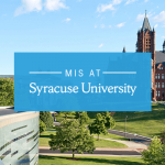 What should I know about the MIS program at Syracuse?