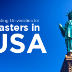 How to select universities for MS in US?
