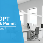 OPT work permit set to end?