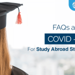 FAQ's About COVID-19 for Study Abroad Students